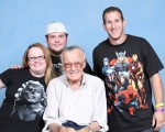 Pic with Stan Lee